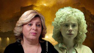 Людмила Игнатенко стала прототипом для сериального образа / Фото: скриншот из видео
