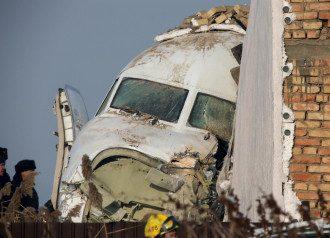 В результате крушения самолета в Казахстане погибли более 10 человек - Новости Казахстана