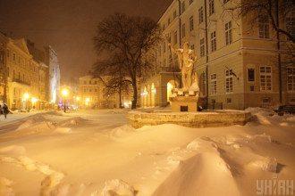 Синоптик предупредила, что в новогоднюю ночь в Киеве будет мокрый снег и сильный ветер - Прогноз погоды