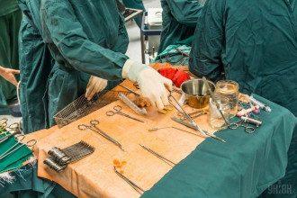 операция, хирург, больница