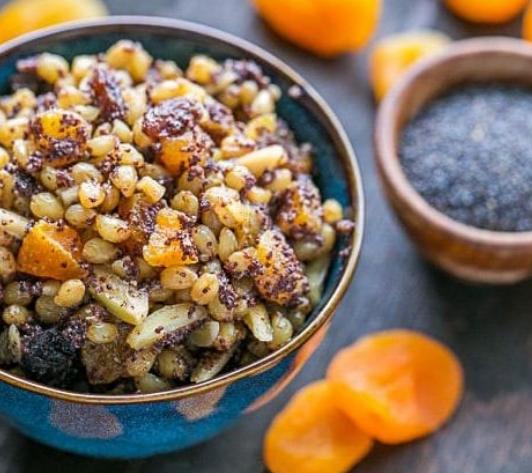 Рецепт кутьи из пшеницы можно воплотить в жизнь менее чем за час - Кутья - рецепт