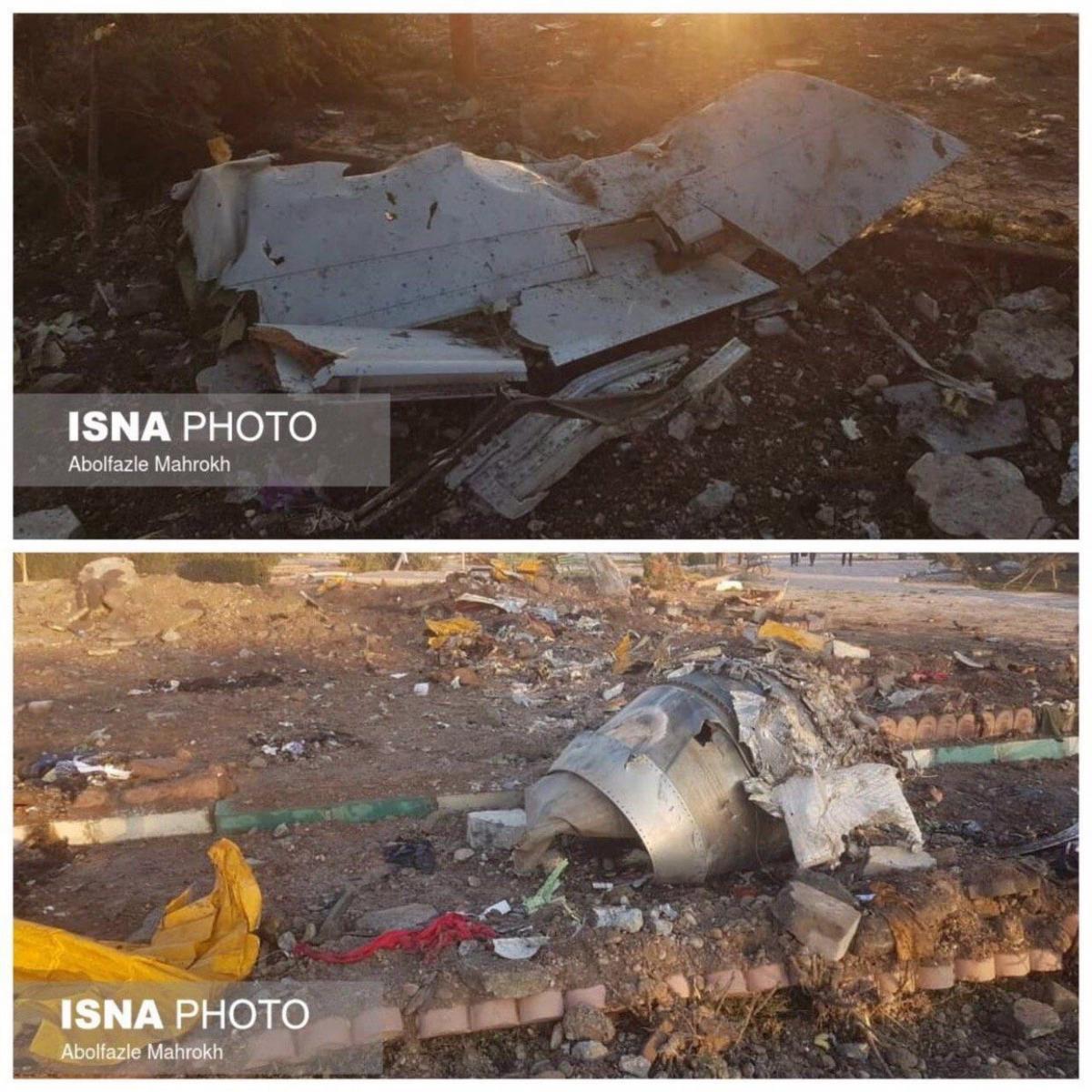 самолет разбился в иране
