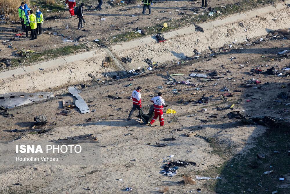 Крушение Боинг 737 МАУ в Иране