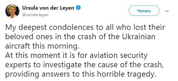 Крушение самолета МАУ в Иране: все подробности трагедии