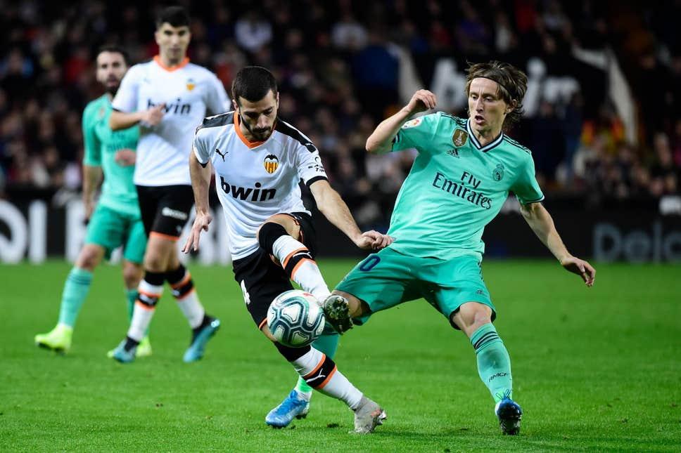 Валенсия - Реал: где смотреть