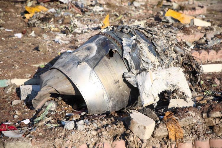 Крушение самолета МАУ