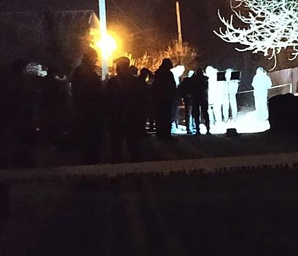 На Кировоградщине убиты мужчина и женщина - Новости
