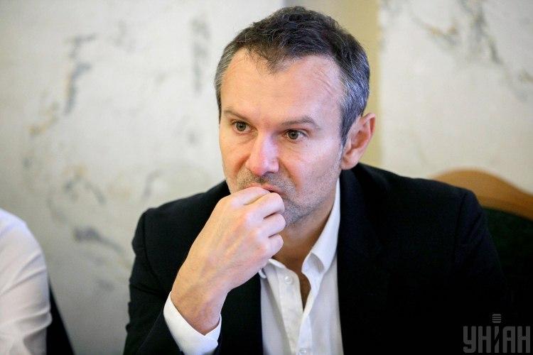 У Вакарчука не забрали мандат – Святослав Вакарчук новини