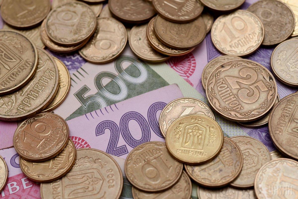 Деньги, гривны, монеты
