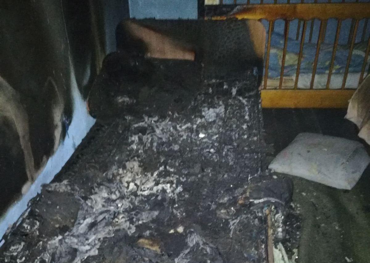 В Киевской области произошел пожар, погибли три человека - Новости Украина