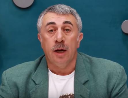 Евгений Комаровский поделился, что чай не стоит давать детям после 17:00