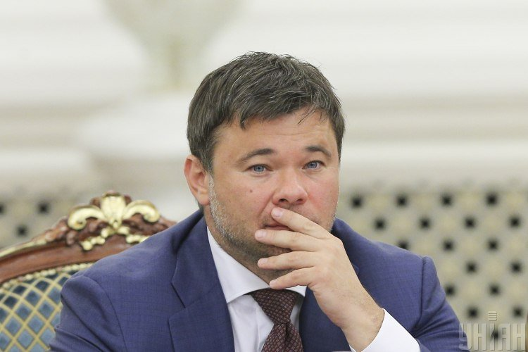 Журналисты узнали, что Андрей Богдан убедил Владимира Зеленского потребовать трансформации правительства