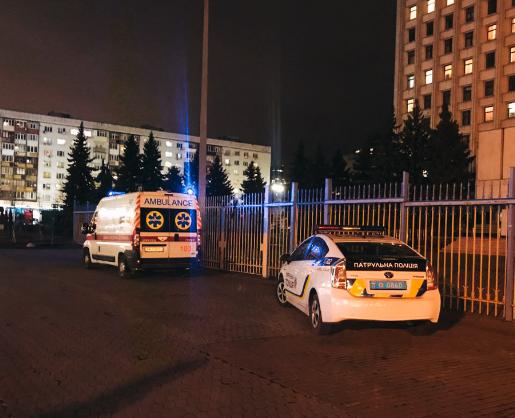 Сотрудник УГО застрелился в здании ЦИК - Новости Киева
