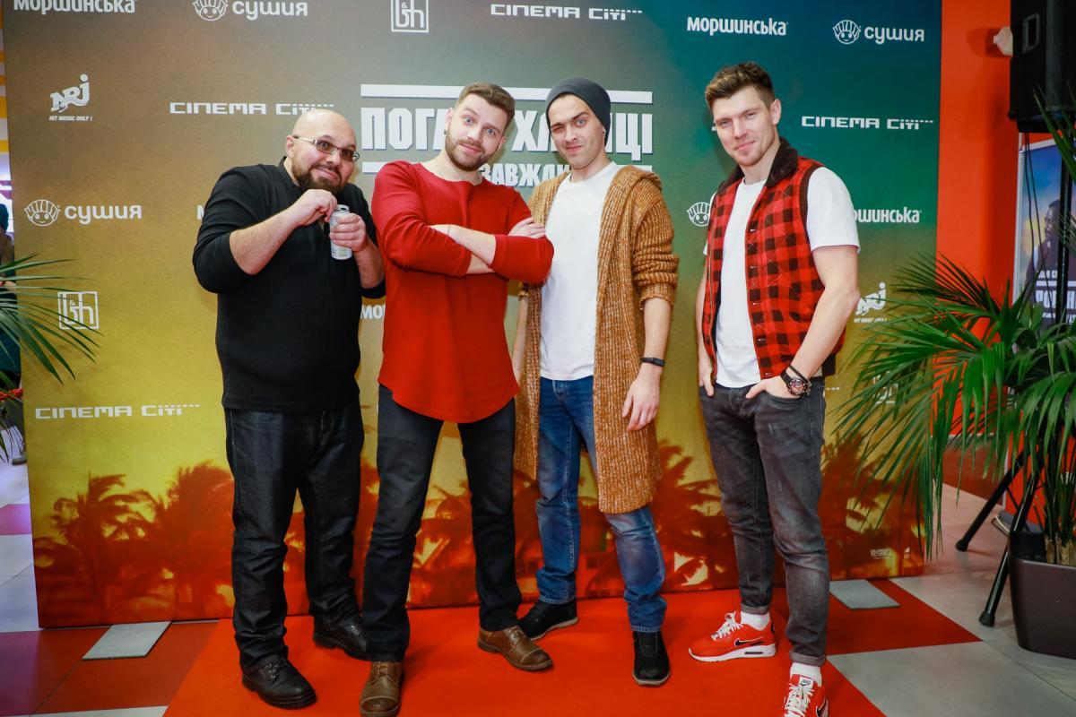Гала премьера фильма Плохие парни навсегда в Синема Сити 20 января