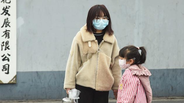 Смертельний коронавірус в Китаї