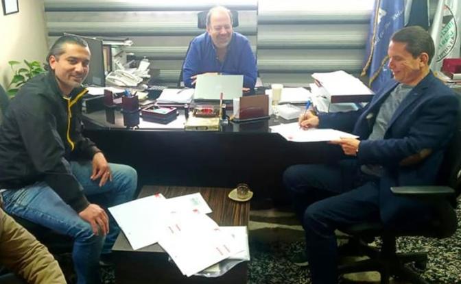 Египетский клуб подписал 74-летнего футболиста