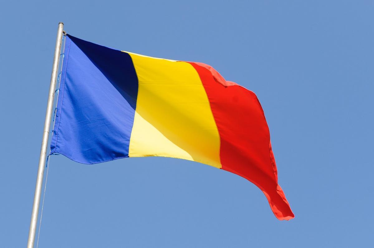 Румыния, флаг