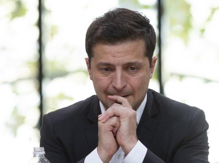 Владимир Зеленский сказал, что конфликт между Украиной и Россией оставит шрам - Зеленский новости