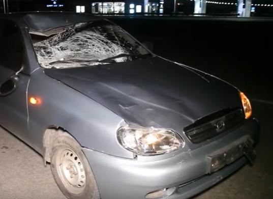 В Днепре авто не переходе убило двух мужчин - Новости Днепра