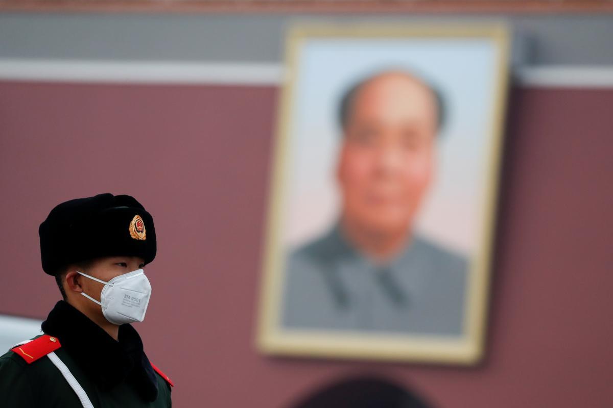Китай, коронавирус