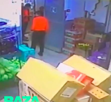Убийство в супермаркете Москвы