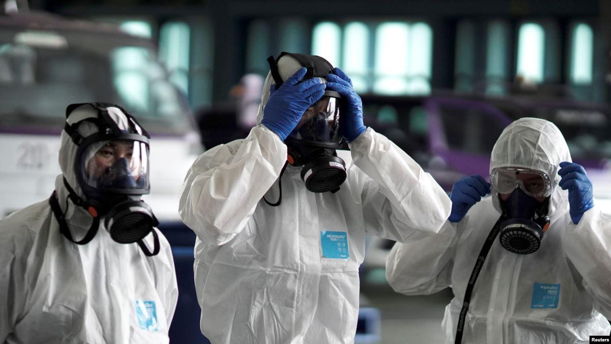 Коронавірус, вчені
