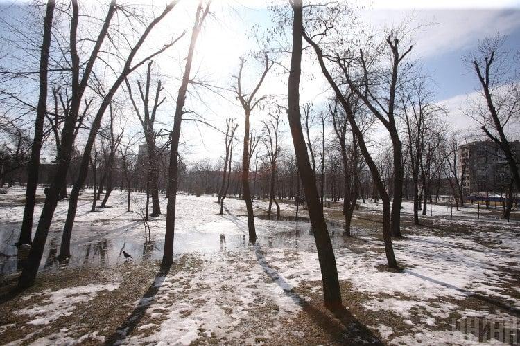 Погода в Украине была неблагоприятной, обесточены 602 н.п. - Новости Украины