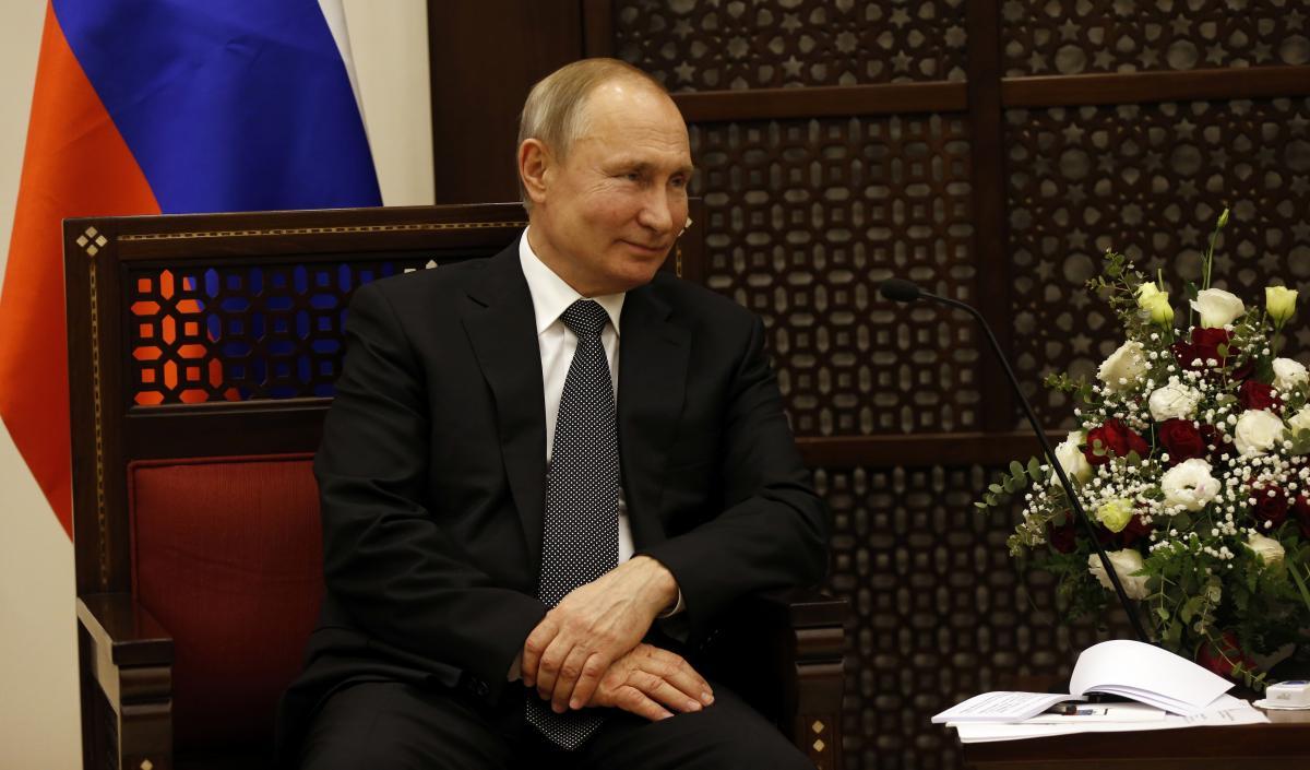 Плівки Деркача - Путін умовляв Порошенко, що Україна - гарна країна