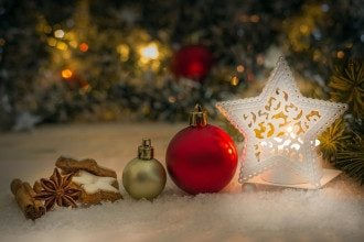 Привітання з Різдвом короткі і довгі - проза, вірші та листівки