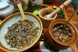 Кутья из пшеницы готовится не только в кастрюле, ее можно приготовить и в мультиварке - Кутья - рецепт