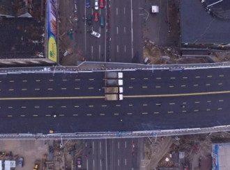 Журналисты объяснили, что не так с реконструкцией Шулявского моста / Скриншот