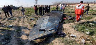 Авиакатастрофа МАУ - Канада получила секретные записи Ирана