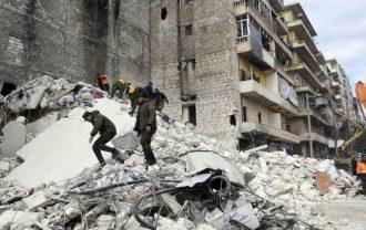 В Сирии обстреляли жилые кварталы / twitter.com/ChristerSfeir