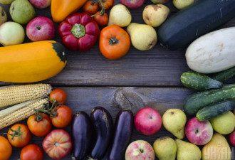 Диетолог посоветовала, что в день нужно есть 400 г овощей и 200 г фруктов - Норма фруктов и овощей в день