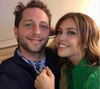 Дарья Жукова и греческий миллиардер Ставрос Ниархос сыграли свадьбу / Фото: Instagram/dasha