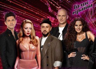 Голос Країни 10 сезон 1 выпуск 19-01-2020 смотреть онлайн