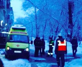 Прорыв трубы произошел в доме по улице Советской Армии, 21 / instagram
