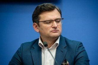 Кулеба закликав ввести санкції проти Росії