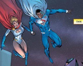 Супермен будет отвечать прогрессивным тенденциям / Фото: скриншот