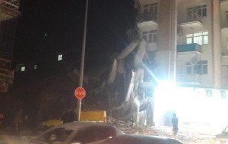 В Турции произошла мощное землетрясение / Фото: twitter.com/TeamPakFouj313