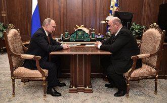Коронавирус в России - Мишустин болен, Путин переживает