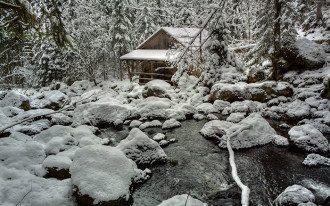 природа_снег_зима