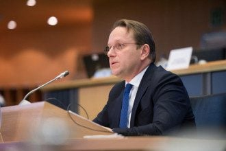 Евродепутат отметил, что без борьбы с коррупцией не будет инвестиций / Фото: flickr.com/european_parliament