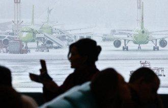 В Москве захватили самолет