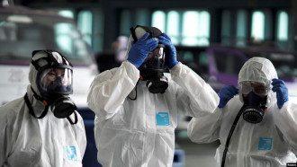Китайский коронавирус в Италии