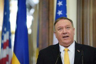 Майк Помпео заявил, что Украина является важной страной - Помпео Украина