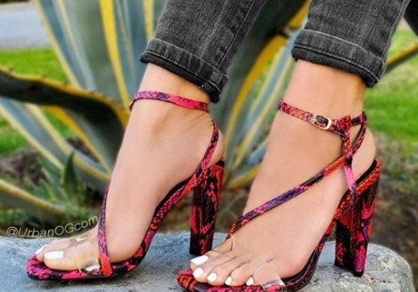 Модная женская обувь 2020 весна