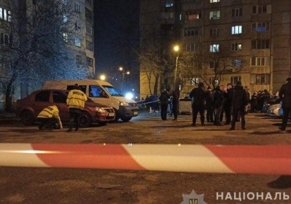 Новини Києва - затримані підозрювані у вбивстві полковника СБУ