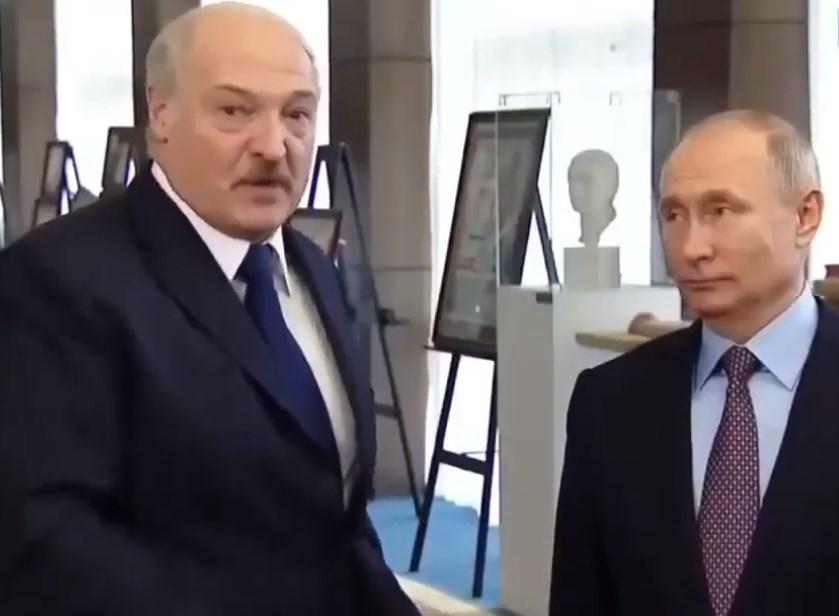 Між Лукашенком і Путіним зростає недовіра