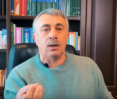 Доктор Комаровский лаконично высказался о туре по российским городам - Комаровский едет в Россию